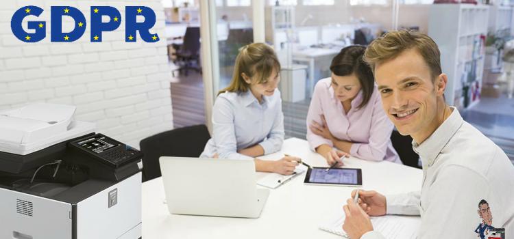 GDPR e i dispositivi di stampa del tuo ufficio – Approfondimento 1 – Perché sono coinvolti?