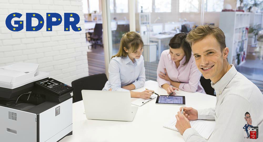 GDPR e i dispositivi di stampa Approfondimento 1